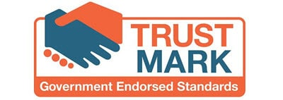 MB Electrical are TRUST MARK endorsed