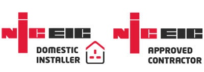 NICEIC - approved electrician